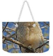Great Horned Owl 2 Weekender Tote Bag