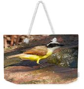 Great Kiskadee Weekender Tote Bag