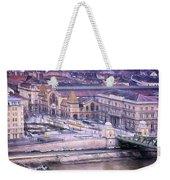 Great Market Hall Budapest Weekender Tote Bag