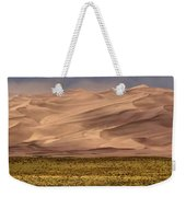 Great Sand Dunes In Colorado Weekender Tote Bag