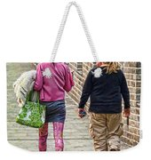 Great Tights Weekender Tote Bag
