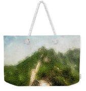 Great Wall 0033 - Traveling Pigments Sl Weekender Tote Bag