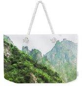 Great Wall 0043 - Oil Stain Sl Weekender Tote Bag