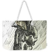 Great Weather For A Walk Two Weekender Tote Bag