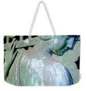 Grecian Goddess Weekender Tote Bag