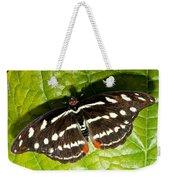 Grecian Shoemaker Butterfly Weekender Tote Bag