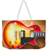 Greco Guitar Body Weekender Tote Bag