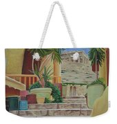 Greece Weekender Tote Bag