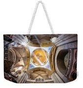 Greek Chapel Weekender Tote Bag