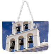 Greek Church Bells Weekender Tote Bag
