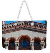 Greek Orthodox Church Arches Weekender Tote Bag