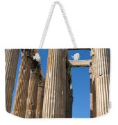 Greek Ruins Weekender Tote Bag