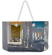 Greek Theatre 2 Weekender Tote Bag