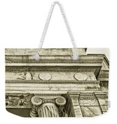 Greek Theatre 5 Golden Age Weekender Tote Bag by Angelina Vick