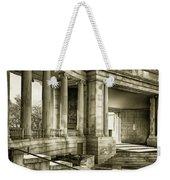 Greek Theatre 7 Golden Age Weekender Tote Bag by Angelina Vick