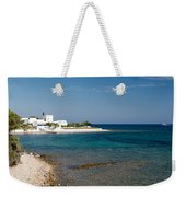 Villa By The Sea Weekender Tote Bag