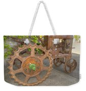 Green Axle Weekender Tote Bag