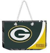 Green Bay Packers Weekender Tote Bag