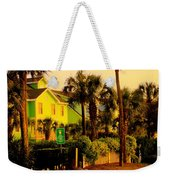 Green Beauty At Isle Of Palms Weekender Tote Bag