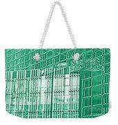 Green Business Weekender Tote Bag