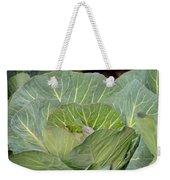 Green Cabbage Weekender Tote Bag