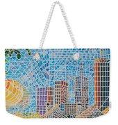Green City In The Sun Weekender Tote Bag