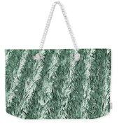 Green Cornfield Weekender Tote Bag
