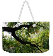 Green Days Weekender Tote Bag