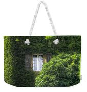 Green Entrance Weekender Tote Bag