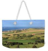 Green Fields Of  France  Weekender Tote Bag