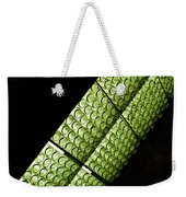 Green Glass Weekender Tote Bag