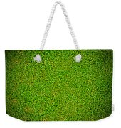 Green Grass Background Weekender Tote Bag