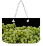 Green Green Grapes Weekender Tote Bag