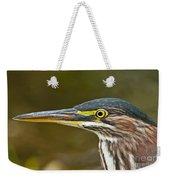 Green Heron Pictures 548 Weekender Tote Bag