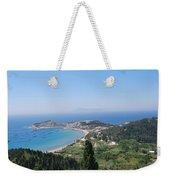 Green Island Erikousa Weekender Tote Bag