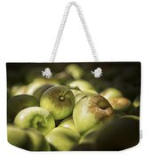 Green Jewels Weekender Tote Bag by Caitlyn  Grasso