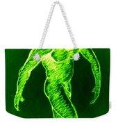Green Man Arises Weekender Tote Bag