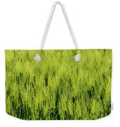 Green Nature Weekender Tote Bag