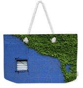 green on blue IMG 0964 Weekender Tote Bag
