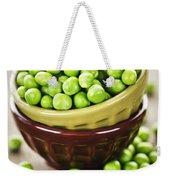 Green Peas Weekender Tote Bag