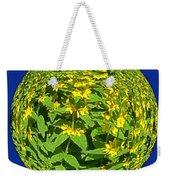 Green Planet Weekender Tote Bag