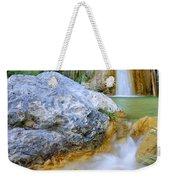 Green River Waterfalls Weekender Tote Bag