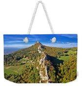 Green Scenery Of Kalnik Mountain Ridge Weekender Tote Bag