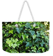 Green With Ivy Weekender Tote Bag