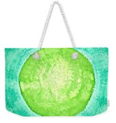 Green World Original Painting Weekender Tote Bag