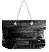 Greenbrier School Circa 1882 Weekender Tote Bag