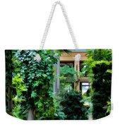 Greenery Weekender Tote Bag
