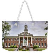 Greeneville Town Hall Weekender Tote Bag