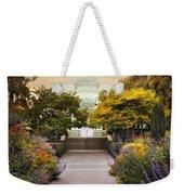 Greenhouse Garden Weekender Tote Bag