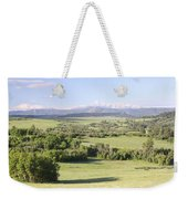 Greenland Ranch Weekender Tote Bag